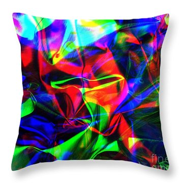 Digital Art-a14 Throw Pillow by Gary Gingrich Galleries