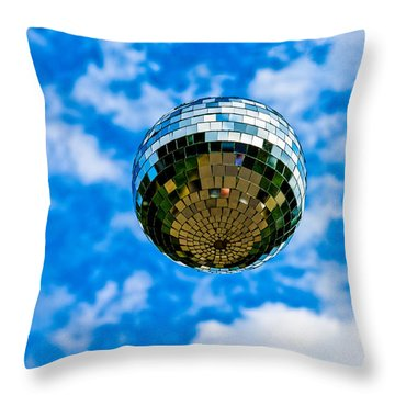 Dreaming Of Flying - Featured 3 Throw Pillow by Alexander Senin