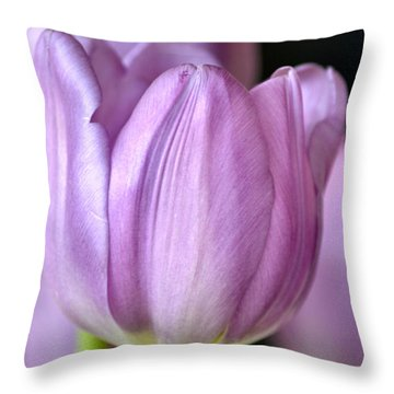 Everlasting Throw Pillow by Deb Halloran