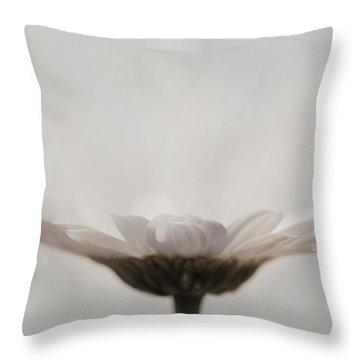 Every Flower Throw Pillow by Lori Deiter