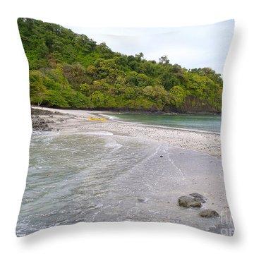 Exploring Throw Pillow by Carey Chen