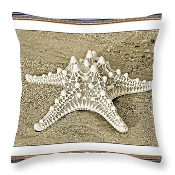Exquisite Common Throw Pillow by Betsy Knapp