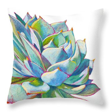 Eye Candy Throw Pillow by Athena  Mantle