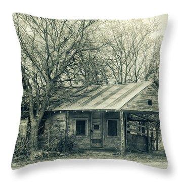Finding Nemo Throw Pillow by Joan Carroll