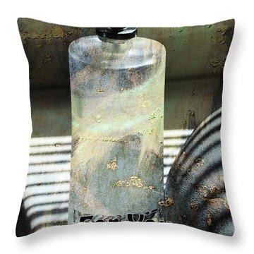 For Daddy Throw Pillow by Randi Grace Nilsberg