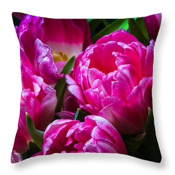 For You - Featured 3 Throw Pillow by Alexander Senin