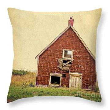 Forsaken Dreams Throw Pillow by Edward Fielding