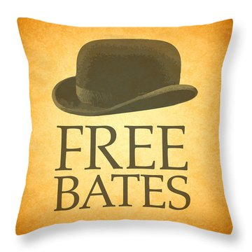 Free Bates Throw Pillow by Design Turnpike