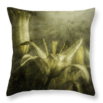 Halleluiah Throw Pillow by Diane Schuster