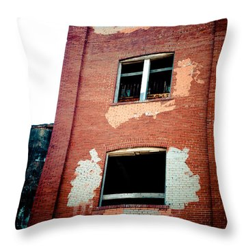 Handyman Special Throw Pillow by Melinda Ledsome