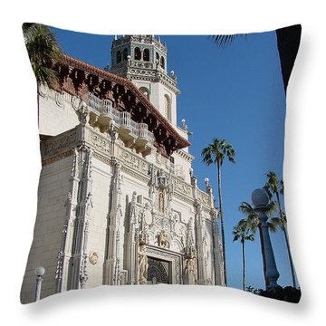 Hearst 4-faa Throw Pillow by Gary Gingrich Galleries