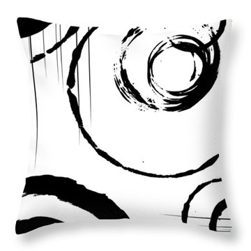 Honor Throw Pillow by Melissa Smith