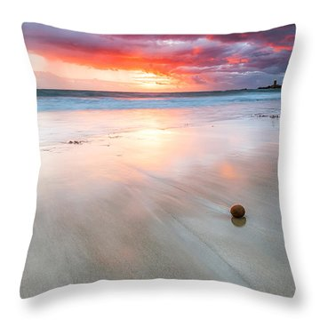 Hypnosis Throw Pillow by Evgeni Dinev