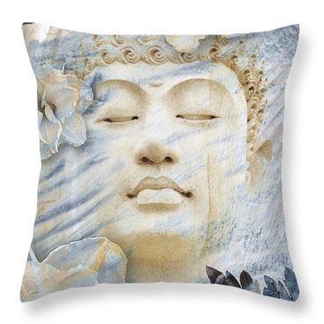 Inner Infinity Throw Pillow by Christopher Beikmann