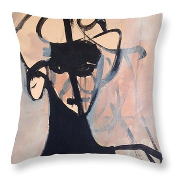 Innis Sui Throw Pillow by Anna Elkins