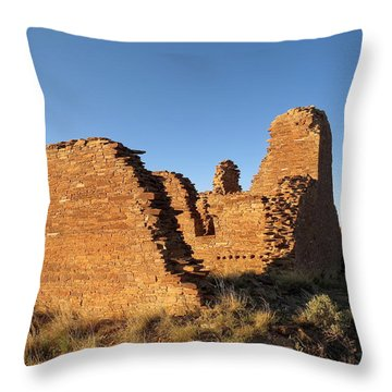 Kin Klizhin Throw Pillow by Feva  Fotos