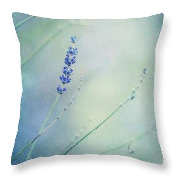 Laggard Throw Pillow by Priska Wettstein