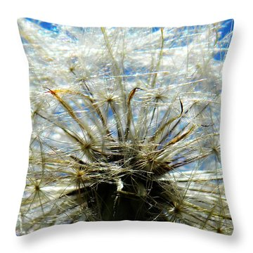 Life In Details Throw Pillow by Andrea Anderegg