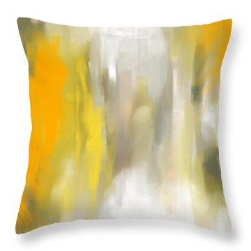 Light And Grace Throw Pillow by Lourry Legarde