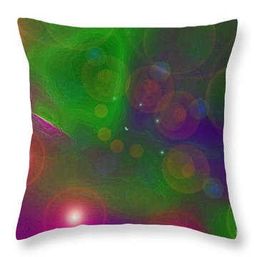Love Dreams By Jrr Throw Pillow by First Star Art