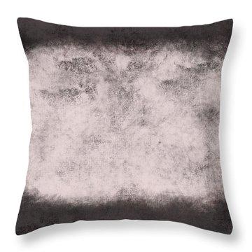 Massanutten V Throw Pillow by Julie Niemela