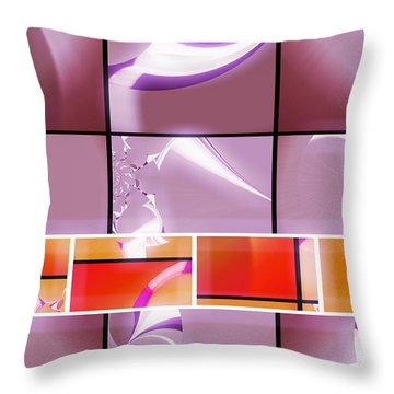 Mod 003 Throw Pillow by Aurelio Zucco