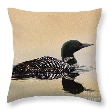 Nature So Fair Throw Pillow by James Williamson