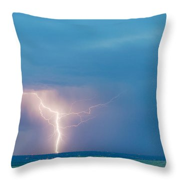 Natures Avenging Spirit  Throw Pillow by James BO  Insogna
