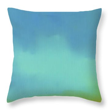 Nirvana Throw Pillow by First Star Art