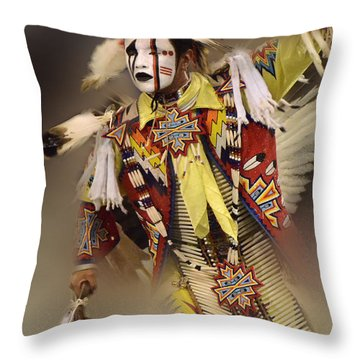 Out Of Time Throw Pillow by Bob Christopher