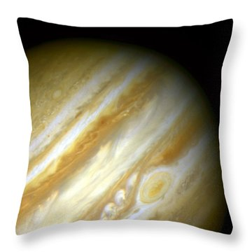 Outer Space Three Zero Six Throw Pillow by Nasa Usgs