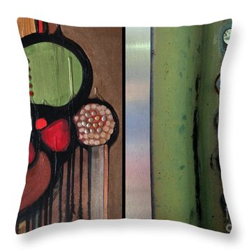 p HOTography 139 Throw Pillow by Marlene Burns