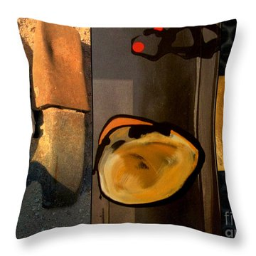p HOTography 140 Throw Pillow by Marlene Burns