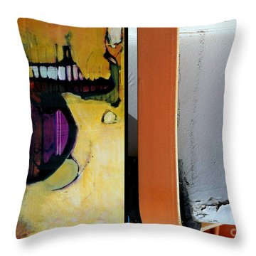 p HOTography 146 Throw Pillow by Marlene Burns