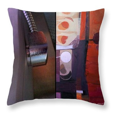 p HOTography 149 Throw Pillow by Marlene Burns