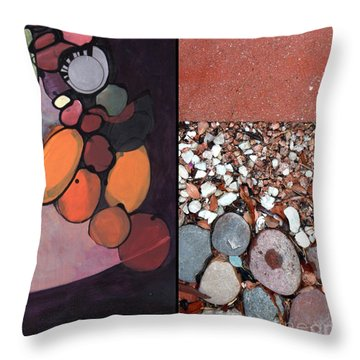 p HOTography 155 Throw Pillow by Marlene Burns