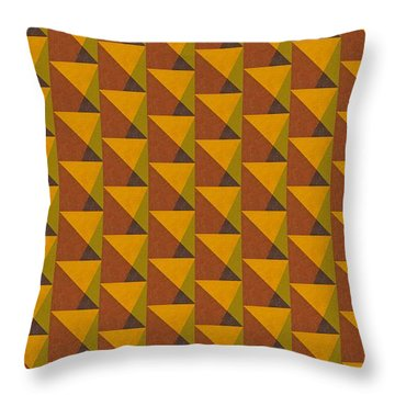 Perspective Compilation 10 Throw Pillow by Michelle Calkins