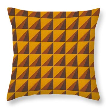 Perspective Compilation 2 Throw Pillow by Michelle Calkins