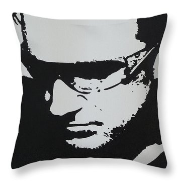 Pride Throw Pillow by ID Goodall