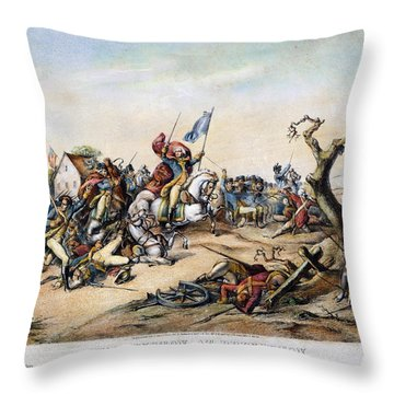 Princeton: Washington Throw Pillow by Granger
