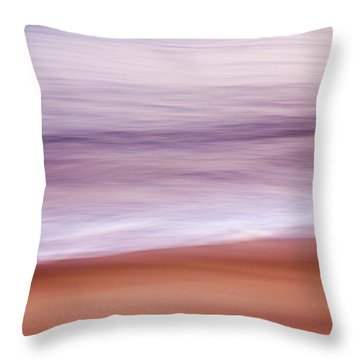 Quansoo West Throw Pillow by Carol Leigh