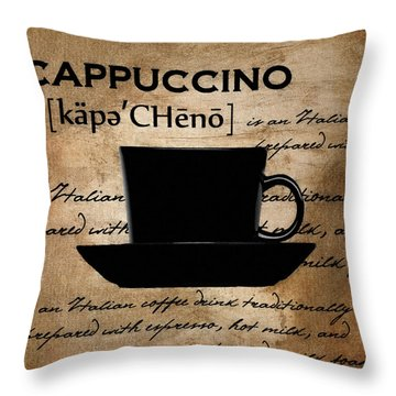 Quiet Morning Throw Pillow by Lourry Legarde