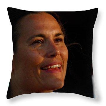Rani Arbo Throw Pillow by Feva  Fotos