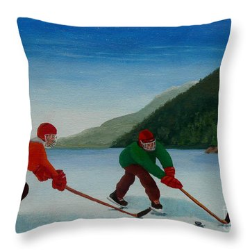 Reach For It Throw Pillow by Anthony Dunphy