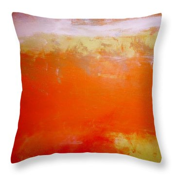 Redemption 8 Throw Pillow by Dan Hoglund