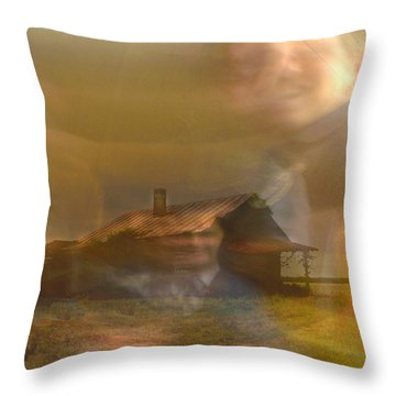 Remember Throw Pillow by Seth Weaver