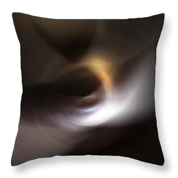 Revelation - Abstract Art By Sharon Cummings Throw Pillow by Sharon Cummings