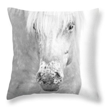 Revelation... Throw Pillow by Nina Stavlund
