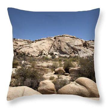 Rolling Throw Pillow by Amanda Barcon