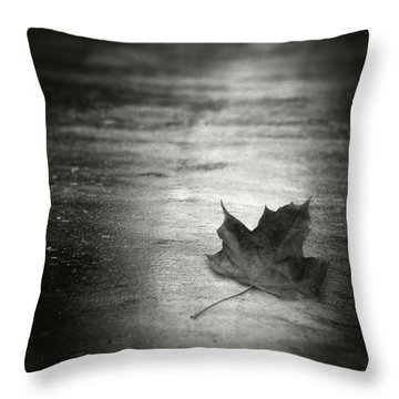 Rue Malebranche Throw Pillow by Taylan Soyturk